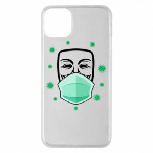 iPhone 11 Pro Max Case Anonymous