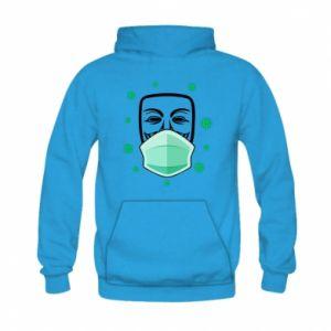 Bluza z kapturem dziecięca Anonymus