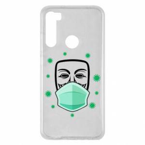 Xiaomi Redmi Note 8 Case Anonymous