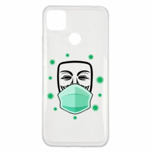 Xiaomi Redmi 9c Case Anonymous