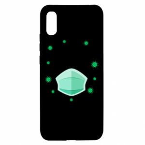 Xiaomi Redmi 9a Case Anonymous