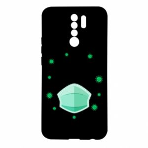 Xiaomi Redmi 9 Case Anonymous