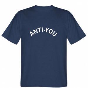 Koszulka Anti-you