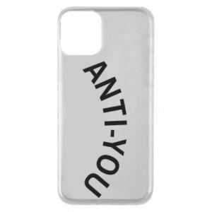 Etui na iPhone 11 Anti-you
