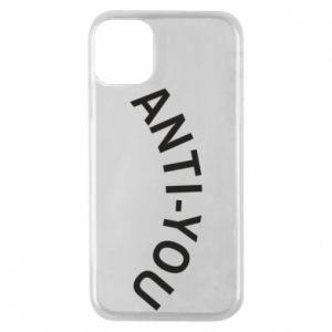 Etui na iPhone 11 Pro Anti-you