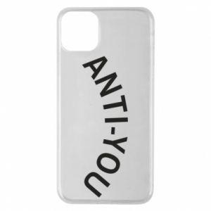 Etui na iPhone 11 Pro Max Anti-you