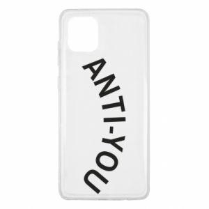 Etui na Samsung Note 10 Lite Anti-you