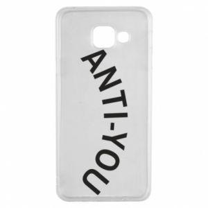 Etui na Samsung A3 2016 Anti-you