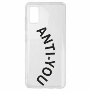 Etui na Samsung A41 Anti-you