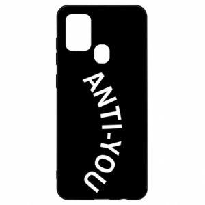 Etui na Samsung A21s Anti-you