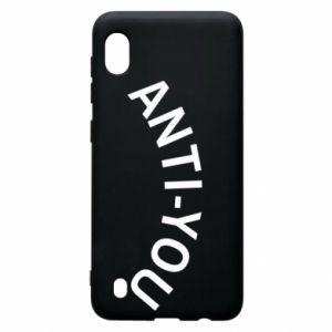 Etui na Samsung A10 Anti-you