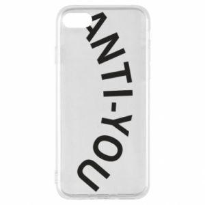 Etui na iPhone SE 2020 Anti-you