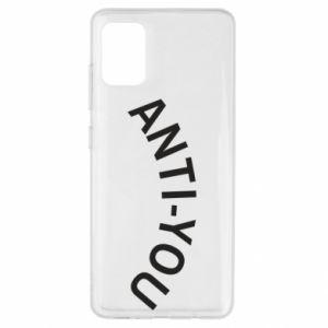 Etui na Samsung A51 Anti-you
