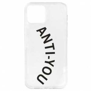 Etui na iPhone 12/12 Pro Anti-you