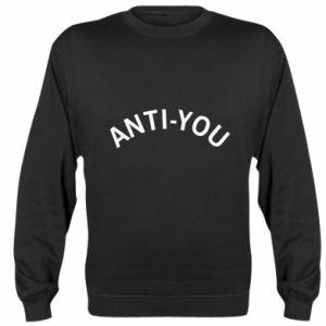 Bluza (raglan) Anti-you