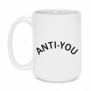 Kubek 450ml Anti-you