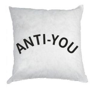 Poduszka Anti-you
