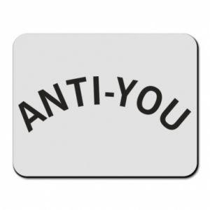 Podkładka pod mysz Anti-you