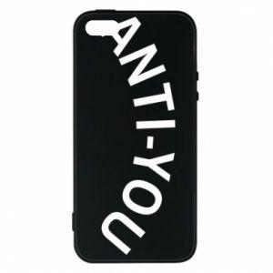 Etui na iPhone 5/5S/SE Anti-you