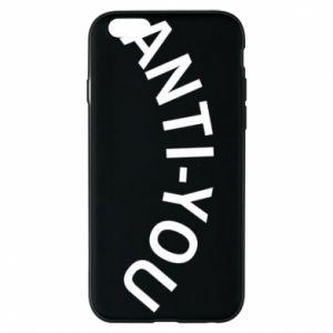 Etui na iPhone 6/6S Anti-you