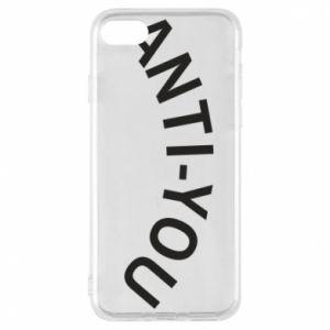 Etui na iPhone 7 Anti-you