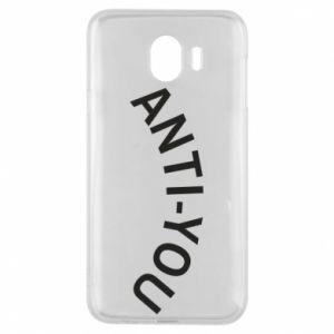 Etui na Samsung J4 Anti-you