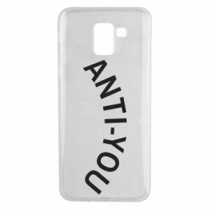 Etui na Samsung J6 Anti-you