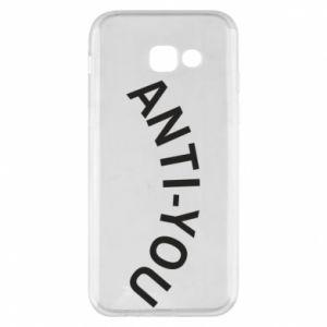 Etui na Samsung A5 2017 Anti-you