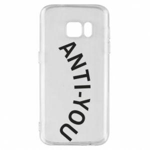 Etui na Samsung S7 Anti-you