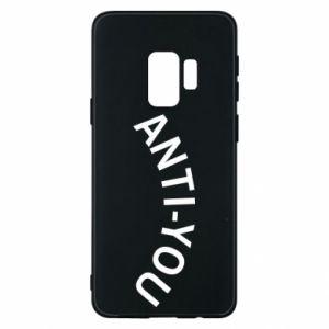 Etui na Samsung S9 Anti-you
