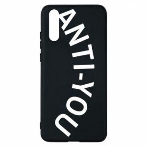 Etui na Huawei P20 Anti-you