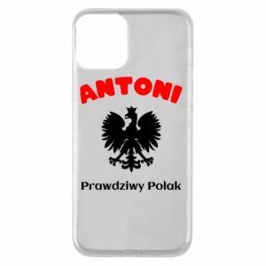Etui na iPhone 11 Antoni jest prawdziwym Polakiem