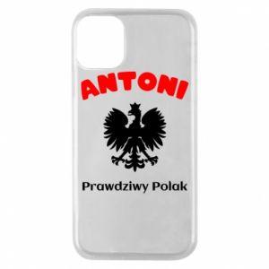 Etui na iPhone 11 Pro Antoni jest prawdziwym Polakiem