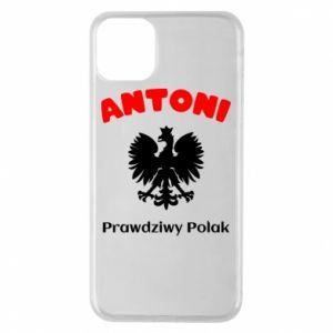 Etui na iPhone 11 Pro Max Antoni jest prawdziwym Polakiem