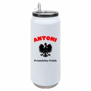 Puszka termiczna Antoni jest prawdziwym Polakiem
