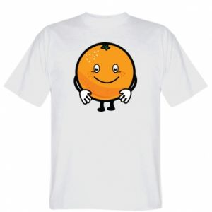 T-shirt Orange - PrintSalon