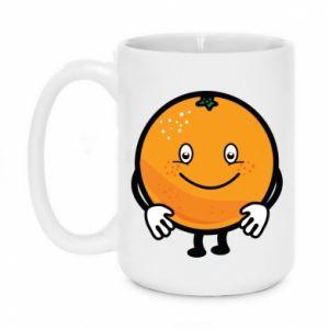 Mug 450ml Orange - PrintSalon
