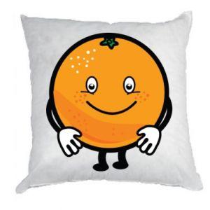 Pillow Orange - PrintSalon