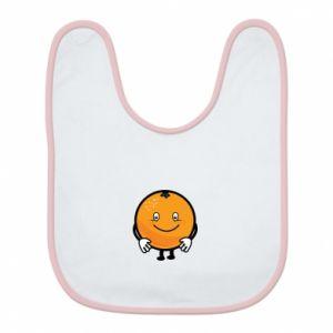 Bib Orange - PrintSalon