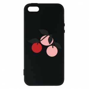 Etui na iPhone 5/5S/SE Apples on a branch