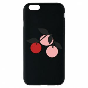 Etui na iPhone 6/6S Apples on a branch