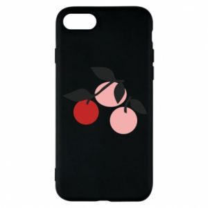 Etui na iPhone 8 Apples on a branch
