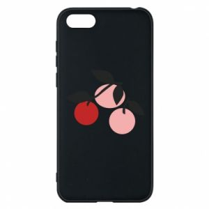 Etui na Huawei Y5 2018 Apples on a branch