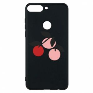Etui na Huawei Y7 Prime 2018 Apples on a branch