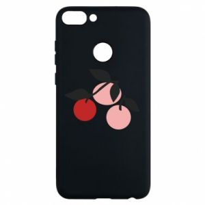 Etui na Huawei P Smart Apples on a branch