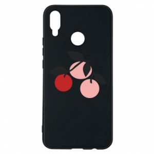 Etui na Huawei P Smart Plus Apples on a branch