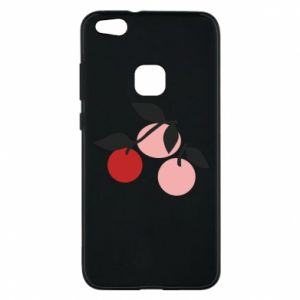 Etui na Huawei P10 Lite Apples on a branch