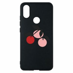 Etui na Xiaomi Mi A2 Apples on a branch