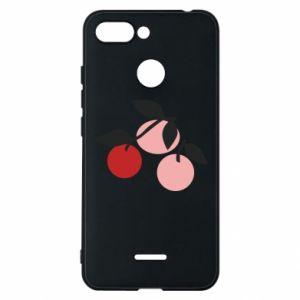 Etui na Xiaomi Redmi 6 Apples on a branch