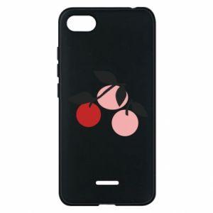 Etui na Xiaomi Redmi 6A Apples on a branch